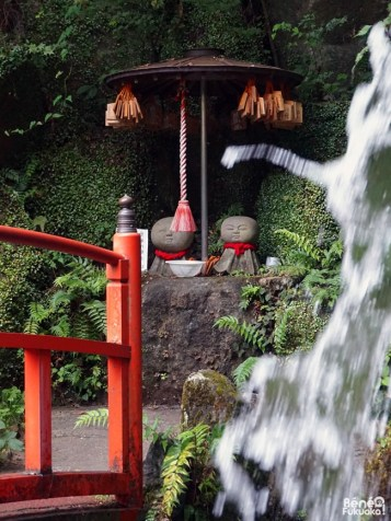 Jizo au Temple Nanzôin, Fukuoka