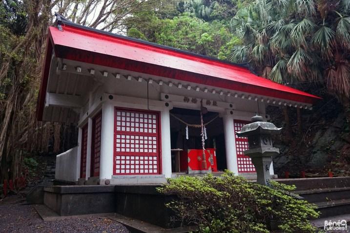 Sanctuaire Misaki, Minami-Ôsumi, Kagoshima
