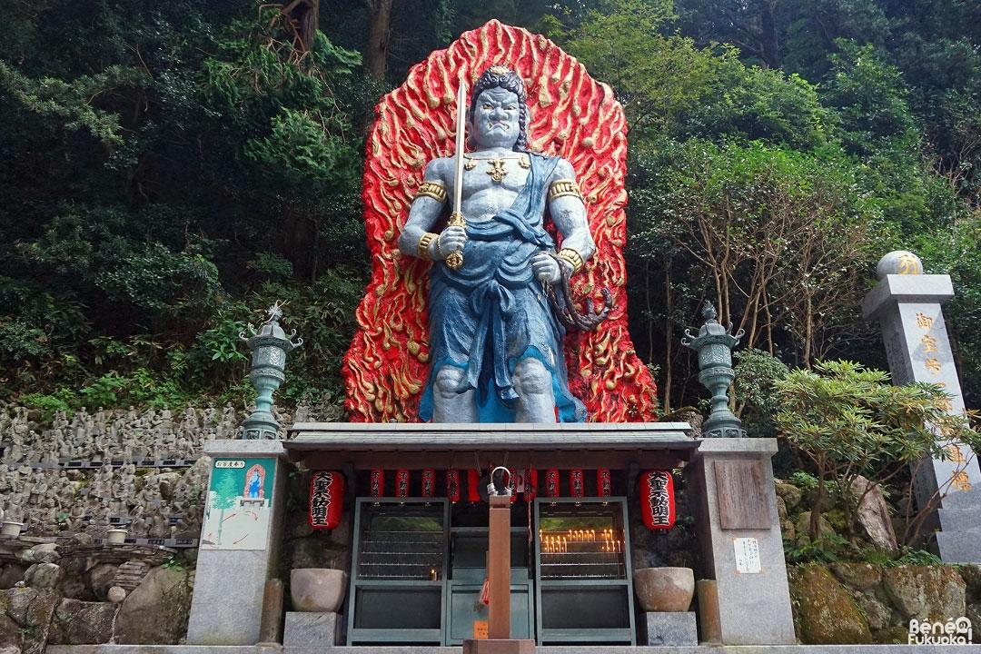 Fudô-Myôô, Nanzoin, Fukuoka