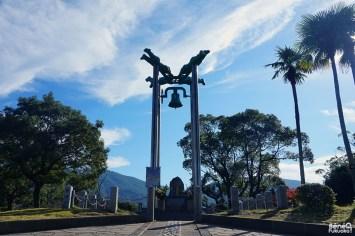Cloche de la paix, Nagasaki
