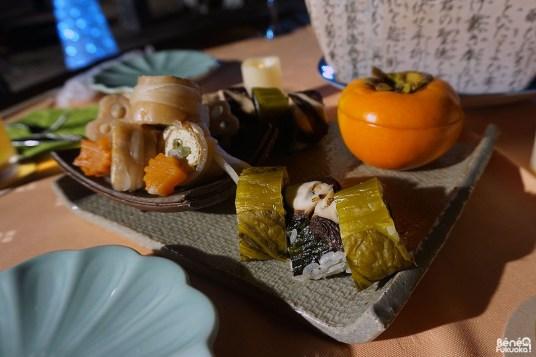 Cuisine italiano-japonaise sous les étoiles
