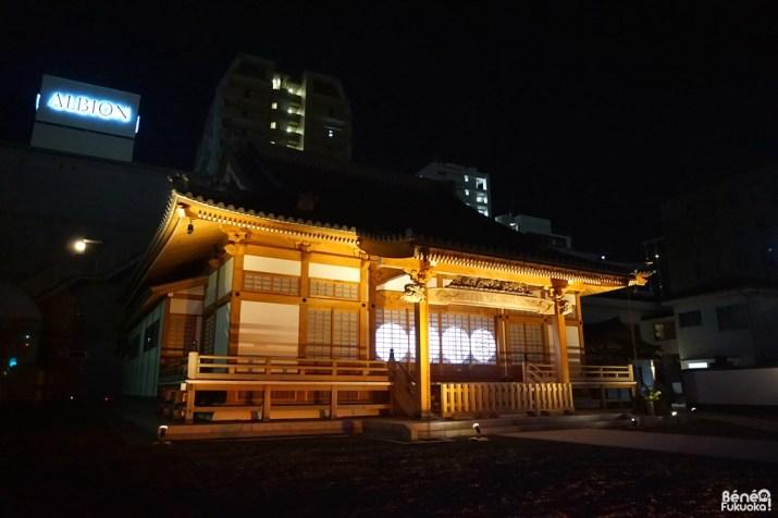 Hakata Light Up Walk, Zendô-ji, Fukuoka