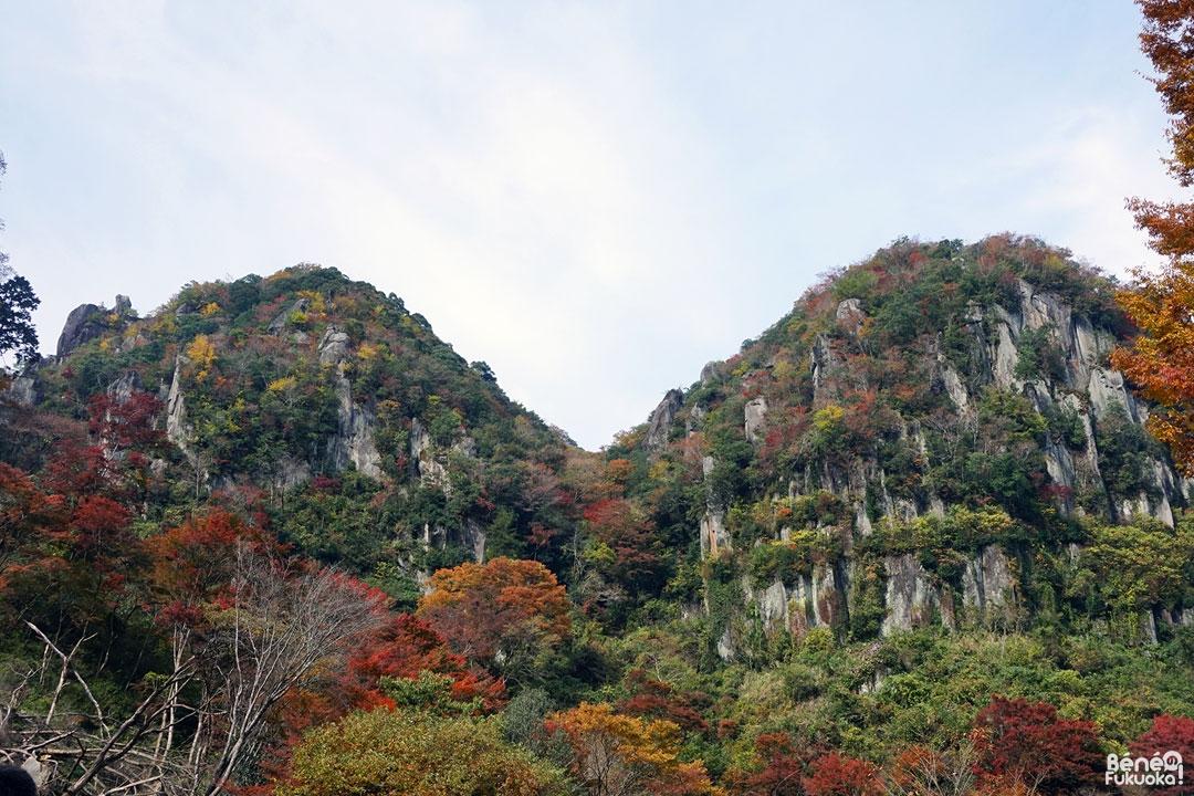 Gorges Yabakei, Ôita