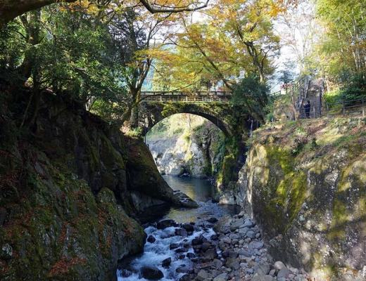 Un week-end à la decouverte des gorges Yabakei