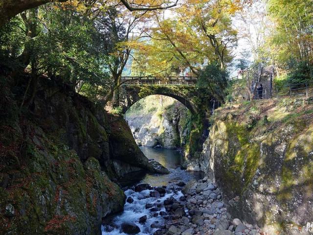 [Ôita] Un week-end à la découverte des gorges Yabakei