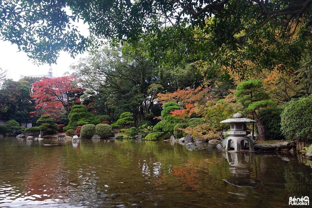 Jardin Yûsentei, Fukuoka