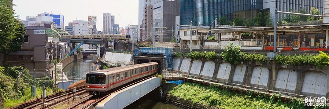 Venir à Fukuoka depuis Tôkyô