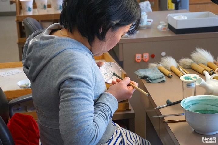 Céramiste, Ôkawachiyama, Saga