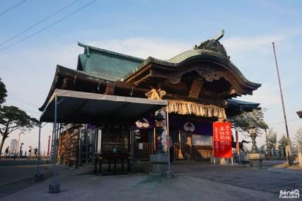 Sanctuaire Atago, Fukuoka