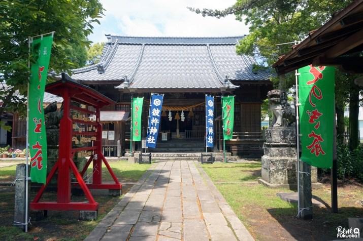 Un sanctuaire à Higqshi-Sonogi, Nagasaki
