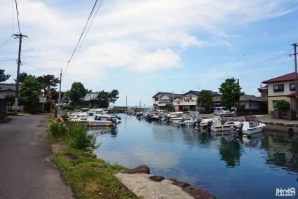 Port d'Higahi Sonogi, préfecture de Nagasaki