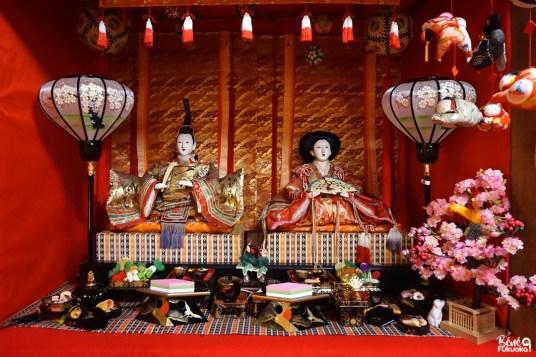 Festival Sagemon à Yanagawa, Fukuoka