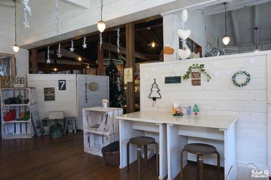 Red House Cafe, Itoshima, Fukuoka