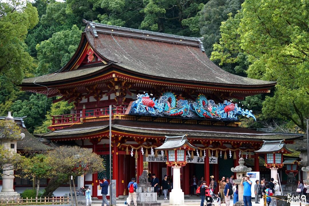 Sanctuaire Dazaifu Tenman-gû, Fukuoka