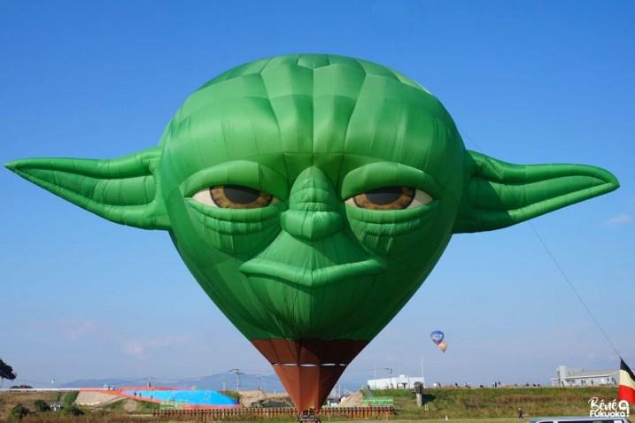 Balloon Fantasia, Saga International Balloon Fiesta