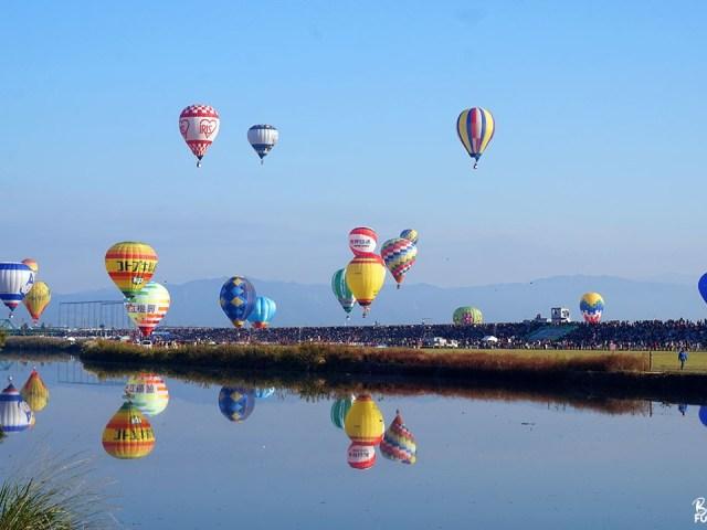 [Saga] Le Saga International Balloon Fiesta