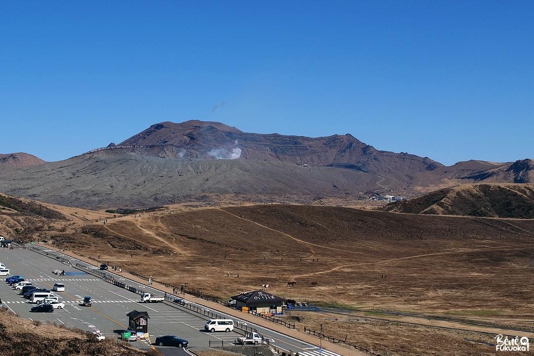 Mont Aso, Kumamoto