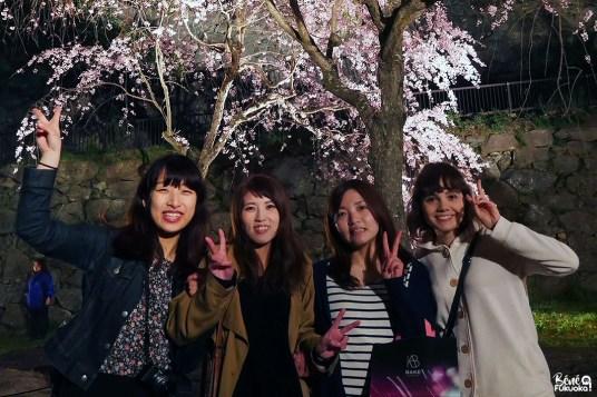 Amis japonais