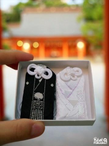 """Amulettes de mariage """"fûfu-mamori"""""""
