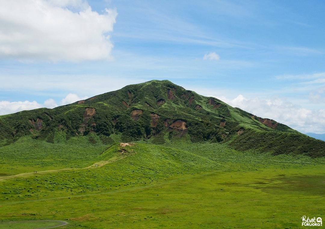 Mont Eboshi, Aso, Kumamoto