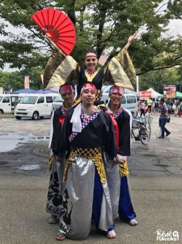 Festival de yosakoi Ôedo Soran, Tôkyô