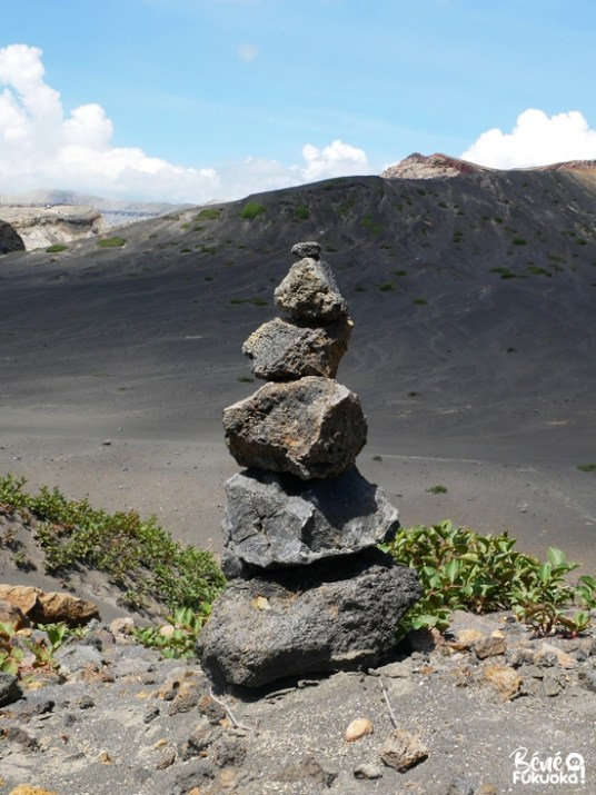 Sunasenri, mont Aso, Kumamoto