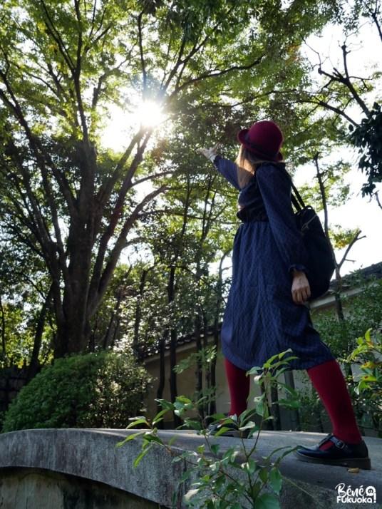 Jardin Yusentei, Fukuoka