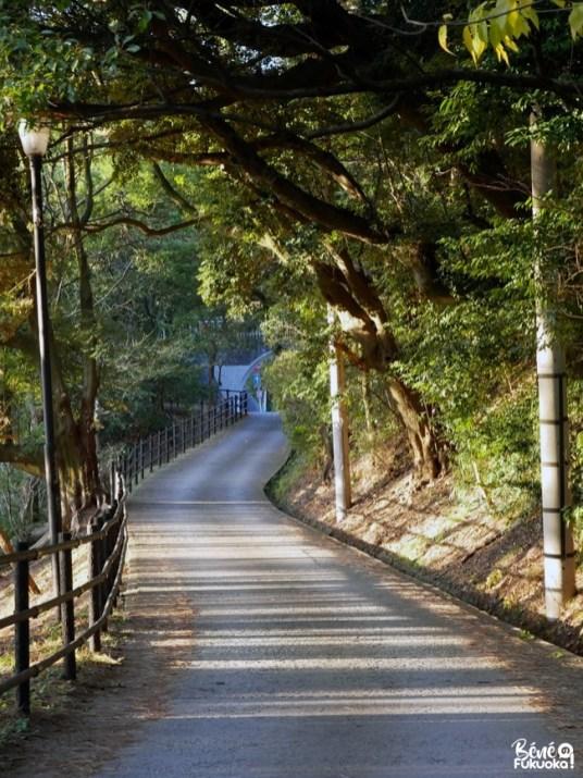 Le parc Nishi, Fukuoka