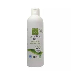 Gel con puro estratto (98,8%) di Aloe Vera Biologica