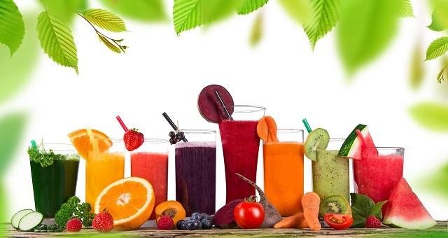 Succhi Di Frutta E Verdura I Benefici Dei Succhi Estratti