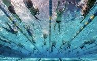 L'acqua della piscina contiene sostanze nocive.