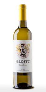 Botella Haritz Blanco