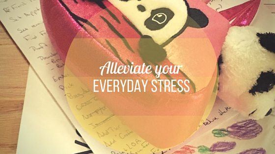 alleviate your stress