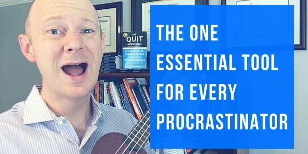 How to Not Procrastinate