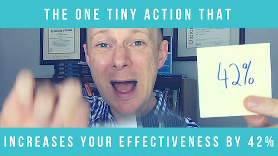 How to be More Effective at Work