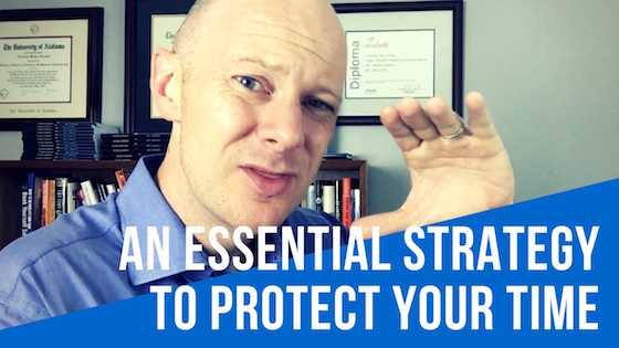 Essential Time Management Activities to Protect Your Time