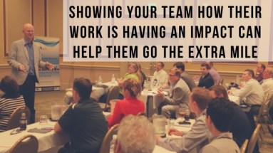 What Every Leader Must Share in order to Inspire and Increase Employee Performance