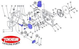 Tokhiem Model 77 Power Reset Parts : ARK Petroleum