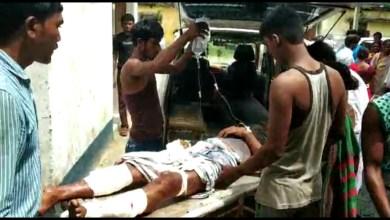 Photo of জমি বিবাদকে কেন্দ্র করে সংঘর্ষে আহত ১০ চোপড়ায়