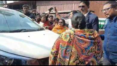 Photo of CAA-এর প্রচারে গিয়ে রায়গঞ্জে ব্যাপক বিক্ষোভের মুখে দেবশ্রী চৌধুরী