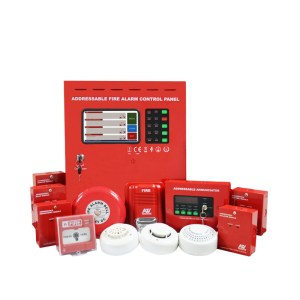 UL Listed Fire Alarm System Supplier Company, Price