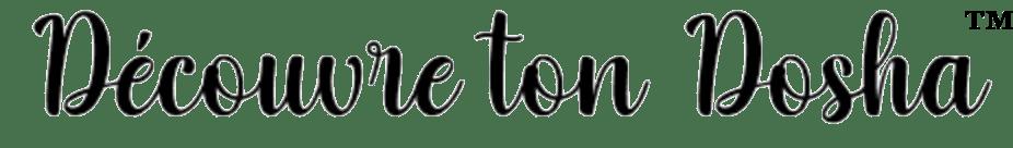 logo découvre ton dosha
