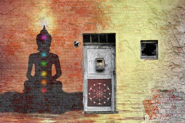 porte et chakras