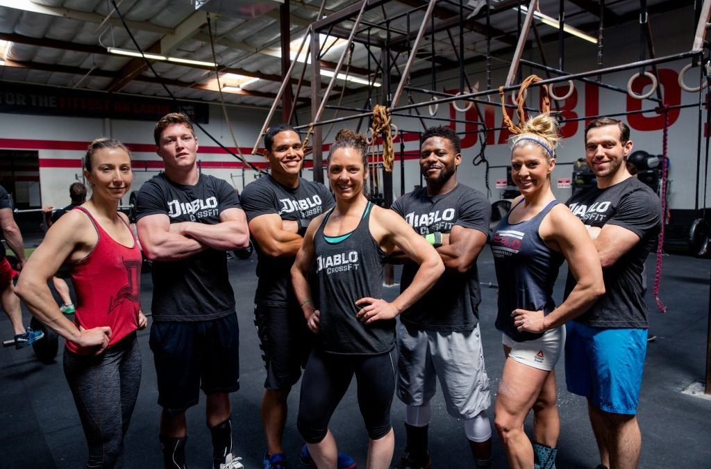 Diablo CrossFit is the 47th CrossFit affiliate and was founded in 2005