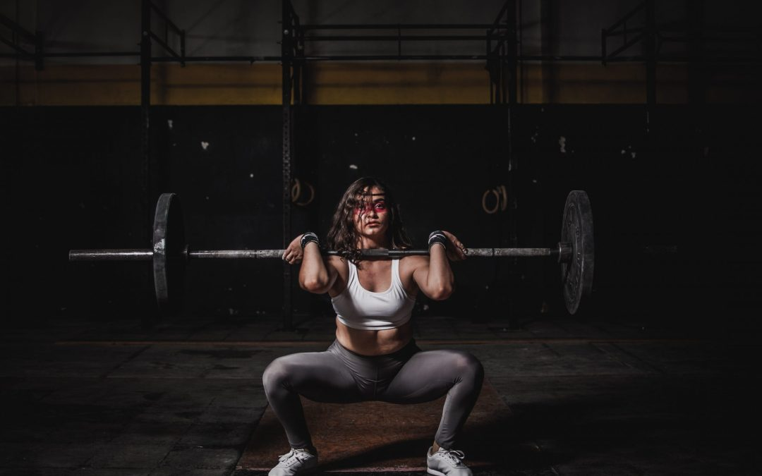 CrossFit Open 19.5 includes thrusters and chest-to-bar pull-ups