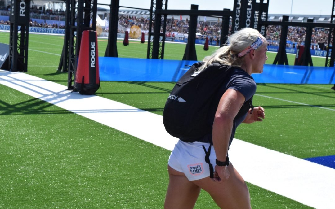 Mackenzie Christie's Olympic Weightlifting Pageant Talent