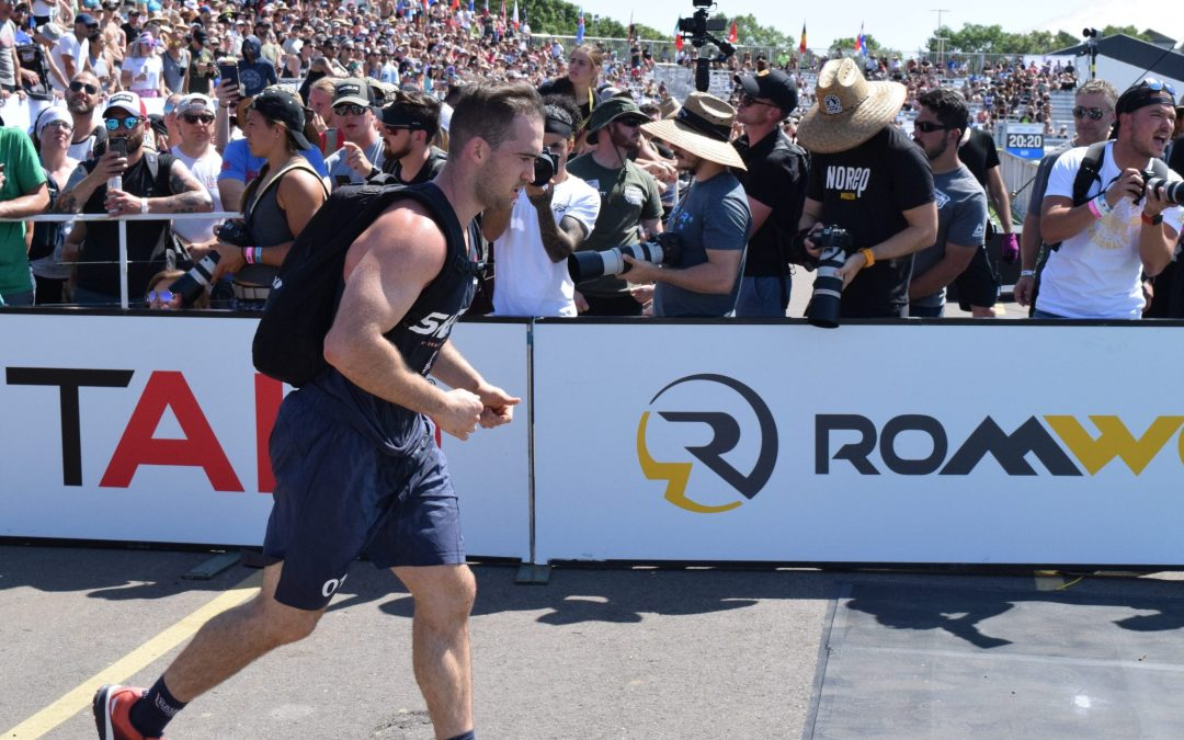 Ben Smith: 2019 CrossFit Games Athlete