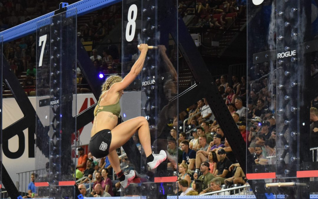 Thuri Helgadottir: 2019 CrossFit Games Athlete