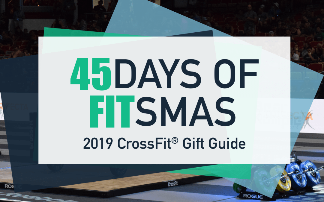 Fitness Gifts and Ideas for CrossFit Fans and Athletes