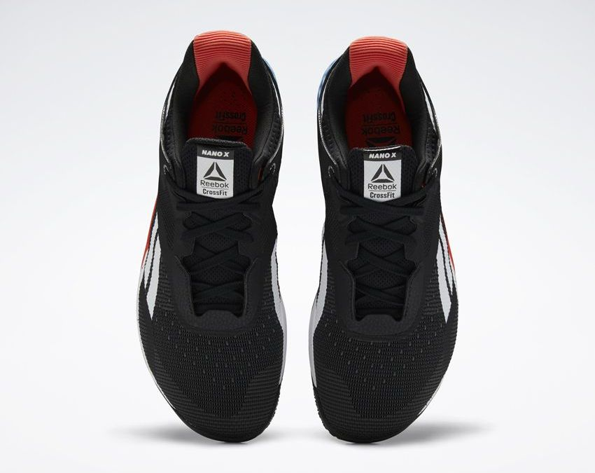 Another great view in this latest round of Reebok Nano X leaks is this top-down photo of the shoes. You can see the simple profile of the Nano 9 continues in the 10th edition of the shoe.